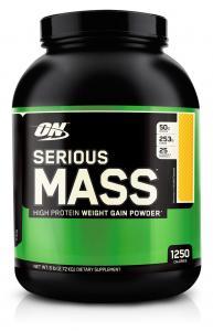 Optimum Nutrition Serious Mass 2722 г