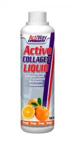Collagen Liquid 500 мл Actiway