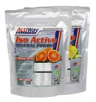 Iso Mineral Powder 600 г Actiway