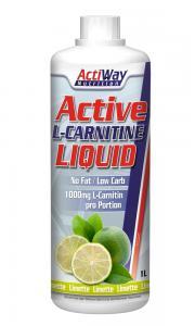 Actiway L-Carnitine Liquid 1000 мл