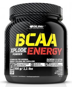 Olimp BCAA XPLODE Energy 500 г