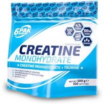 Monohydrate Creatine 500 г 6Pak