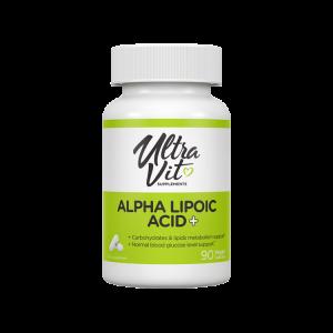 VP laboratory Alpha Lipoic Acid  90 вег. капс.