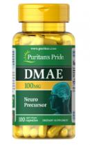 Puritan's Pride DMAE  100 мг 100 капс,