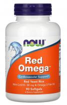 Now Foods Red Omega 90 softgels