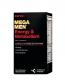 MEGA MEN Energy & Metabolism 90 каплет GNC