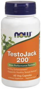 Now Foods Testo Jack 100 60 caps