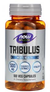 Now Foods Tribulus  500 мг 100 вег. капс