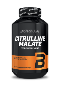 Biotech Citruline Malate 90 капс