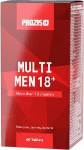 Multi Men 18+ 60 табл, Prozis