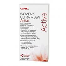 Women's Ultra Mega Active 90 кап GNC