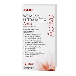 Women's Ultra Mega Active 90 кап GNC