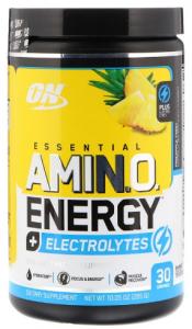 Optimum Nutrition AMINO energy + Electrolytes 285 г