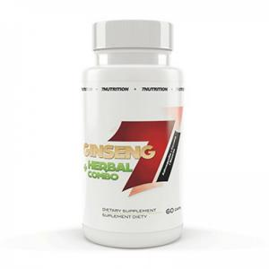 Ginseng  60caps,  7Nutrition