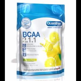 BCAA 2:1:1 500 гр. Quamtrax
