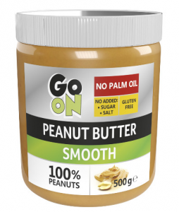 Peanut Butter 500g, Go On Nutrition