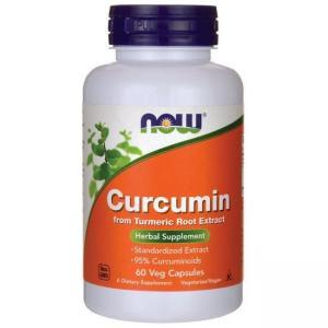 Now Foods Curcumin 60 капс