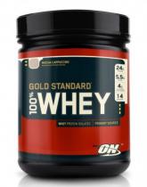 Optimum Nutrition 100% Whey Gold Standard 454 г(банка)