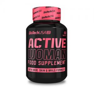 Biotech Active Woman 60 таб