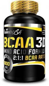 BCAA 3D 90 капс Biotech
