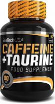 Caffeine+Taurine 60 капс Biotech