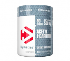 Dymatize Acetyl L-Carnitine 90 капс