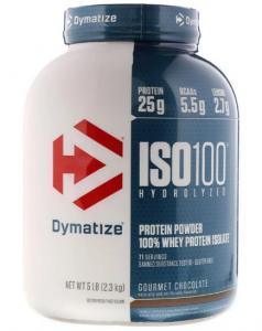 Dymatize ISO 100 2300 г