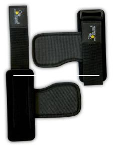Лямки Training Hardcore STRONG GRIP Pad Olimp Labs