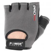 Перчатки Pro Grip PS-2250 серые Power System