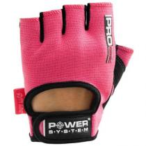 Перчатки Pro Grip PS-2250 розовые Power System