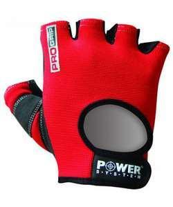Перчатки Pro Grip PS-2250 красные Power System