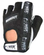 Перчатки Workout PS-2200 черные Power System