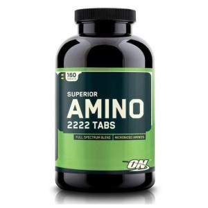 Optimum Nutrition AMINO 2222 160 таб