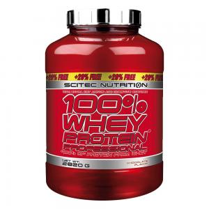 100% Whey Protein Prof. 2820 г Scitec Nutrition
