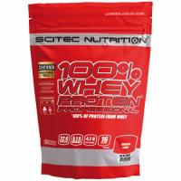 100% Whey Protein Prof. 500 г Scitec Nutrition