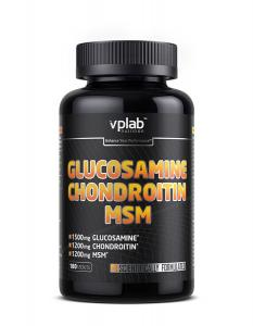 VP laboratory Glucosamine Chondroitin MSM 90 таб