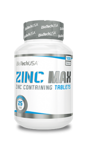 Biotech Zinc max 100 таб