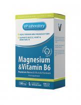 VP laboratory Magnesium & Vitamin B6 60 таб