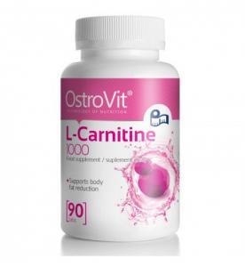 L-carnitine 1000 90 tab OstroVit