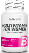 Multivitamin for women 60 таб Biotech