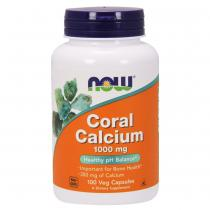 Coral Calcium 1000 мг 100 капс Now Foods