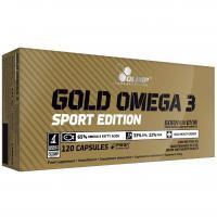 Gold Omega-3 SPORT 120 капс Olimp Labs