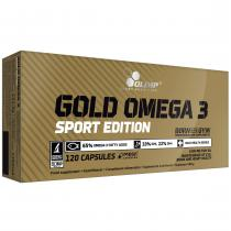 Gold Omega-3 SPORT 120 капс Olimp Labs