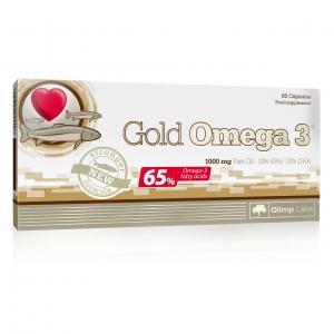 Gold Omega3 65% 60 капс Olimp Labs