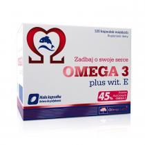 Omega 3 plus vit.E 45% 120 капс Olimp Labs