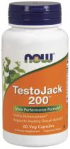 Now Foods Testo Jack 200 60 caps