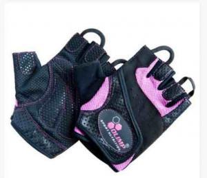 Перчатки Hardcore Fitness STAR розовые Olimp Labs