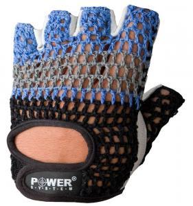 Перчатки Basic PS-2100 синие Power System
