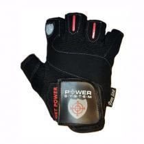 Перчатки PS GET POWER PS-2250 черные Power System