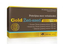 Olimp Gold Ginseng 30 таб